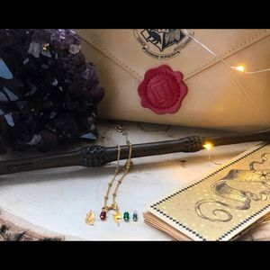 Jewelry - Harry Potter Inspired Necklace , Lightning Bolt